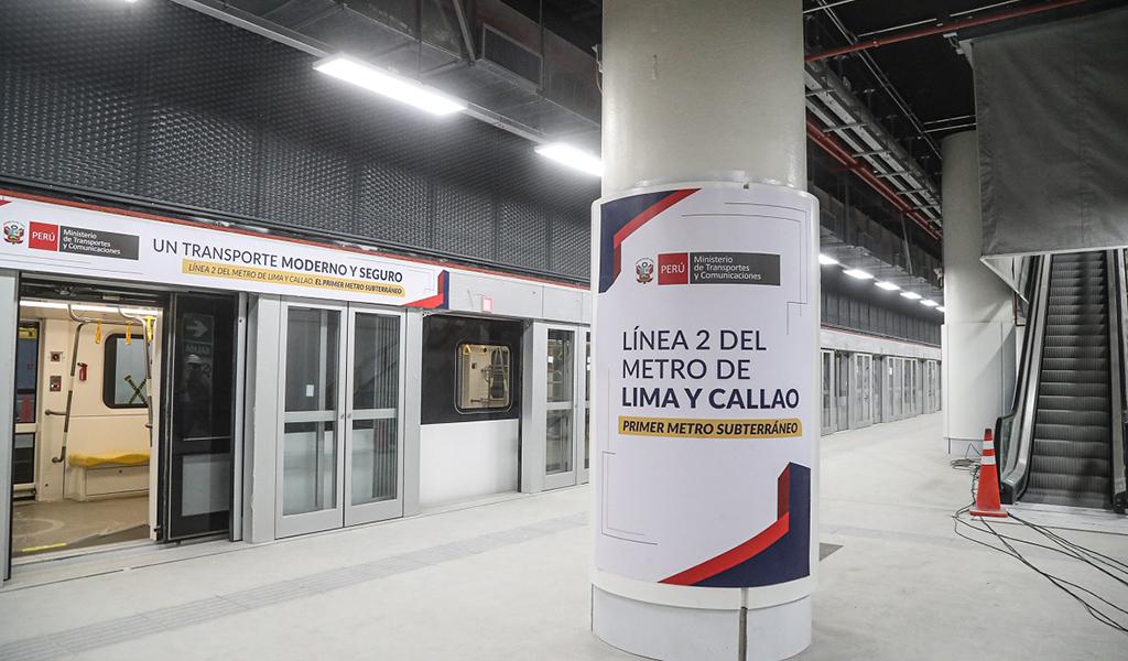 Metro de Lima y Callao, Lima, Perú